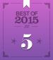 Best of 2015 #5