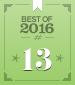 Best of 2016 #13